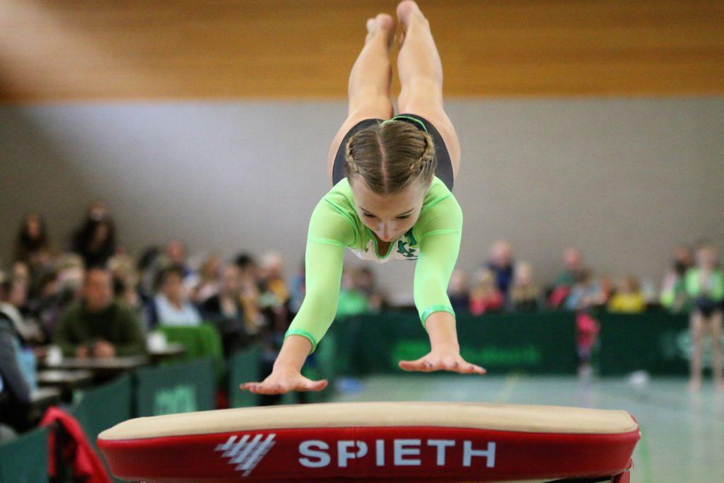 Gelungenes Debut für Youngster Natalia Noack