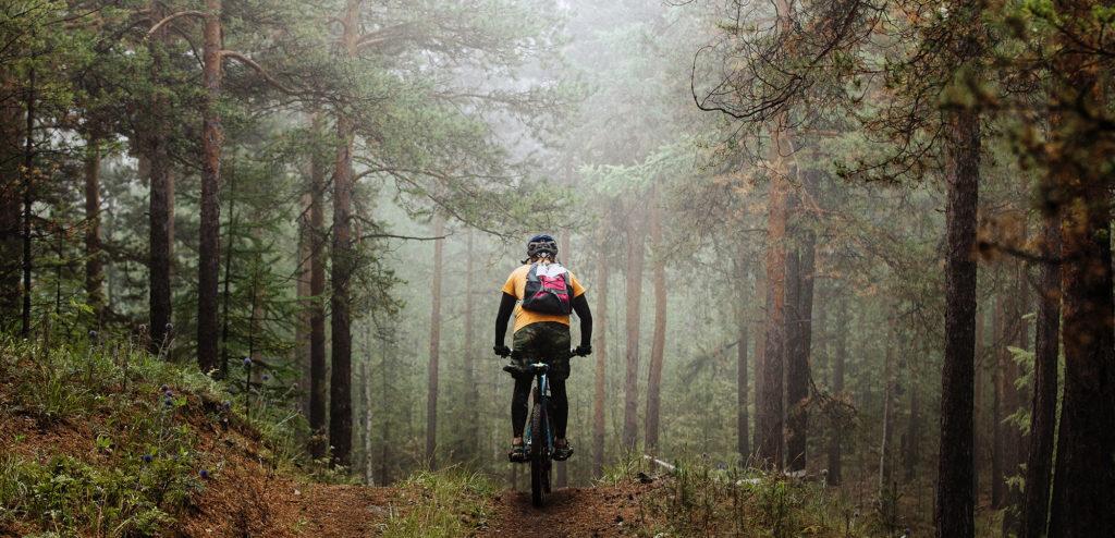 Zur Beginn der neuen Saison starten die Mountainbiker des TB Neckarhausen mit einer neuen Gruppe.