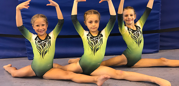 TBN-Nachwuchs turnt in neuem Outfit Talentiade