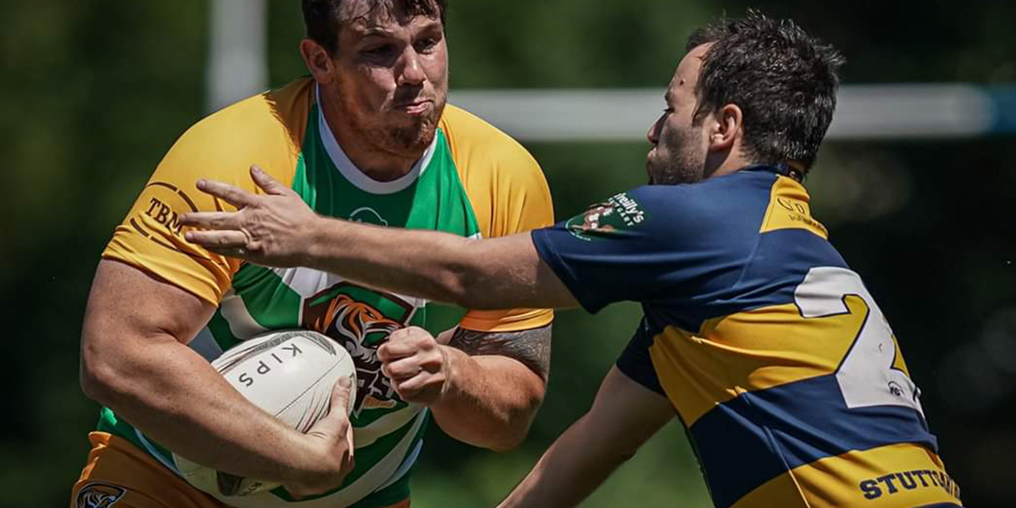 Markus Bachofer, TBN Rugby
