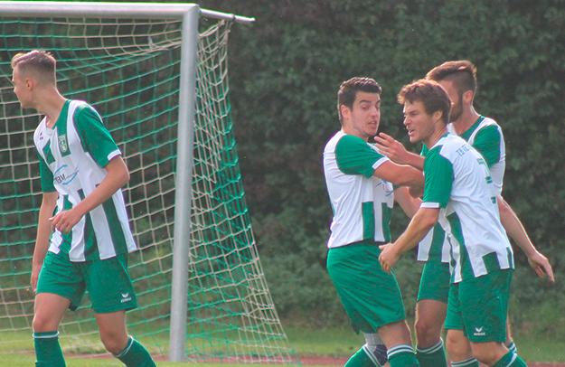 Am Ende verliert man mit 1:3 (1:2) gegen den TSV Harthausen