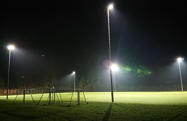 Werterhaltung unserer Sportanlagen und Gutes tun für die Umwelt