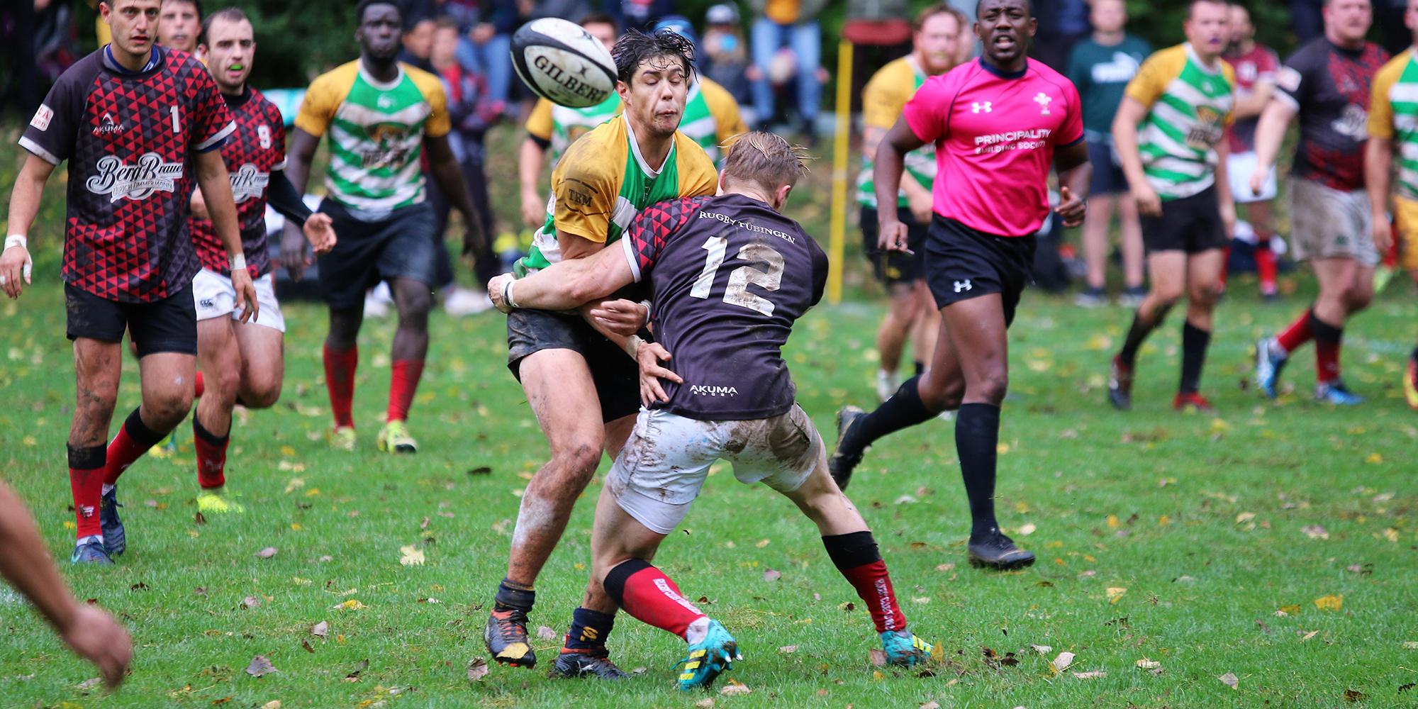 Felix Hahn, TBN Rugby